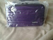 THAI RIMOWA  RARE  purple COLOR first class amenity kit