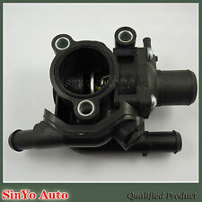 Thermostat Housing Water Outlet For 01-04 Ford Escape Focus Tribute YS4Z-8592-BD
