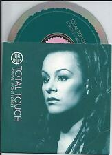 TOTAL TOUCH - Forgive - won't forget CD SINGLE 2TR CARDSLEEVE 1998 T. Oosterhuis