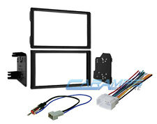 2006-2008 PILOT DOUBLE 2 DIN CAR STEREO INSTALLATION DASH KIT W/ WIRING HARNESS