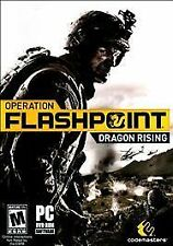 Operatiion Flashpoint - Dragon Rising   (PC, 2009) Rated M17+ for Mature 17+