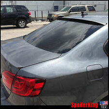 Rear Roof Spoiler Window Wing (Fits: Volkswagen Jetta VI 2011-newer) SpoilerKing