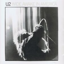 U2 - Wide Awake In America - CD Love Comes Tumbling
