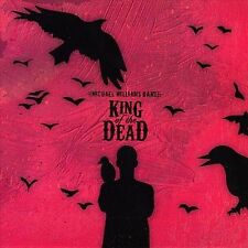 King of the Dead by Michael Williams Band (CD & PAPER SLEEVE ONLY)
