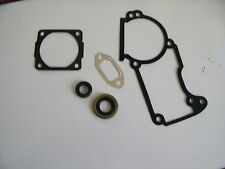 CYLINDER HEAD CRANKCASE GASKET KIT OIL SEALS SET FITS STIHL MS240 MS260 024 026