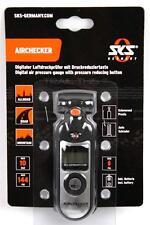 SKS Airchecker Presta / Schrader 144psi Bicycle Digital Tire Air Pressure Gauge