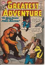 DC My Greatest Adventure #67 Pawns Of The Peril Master Horror Monster Sci-Fi