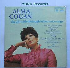 ALMA COGAN - The Girl With The Laugh In Her Voice Sings - Ex LP Record MFP 1377
