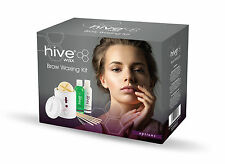 Hive Of Beauty Brow Waxing Kit includes Petite Wax Heater Official Stockists