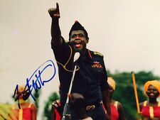 Autographed Forest Whitaker 8x10 The Last King of Scotland 1/2015 Oscar Winner