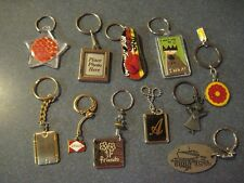 Key ring Lot Collectible KEY RING KEY CHAIN Advertising Novelty (LOT KR-5)