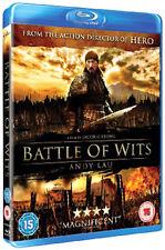 BATTLE OF WITS - BLU-RAY - REGION B UK