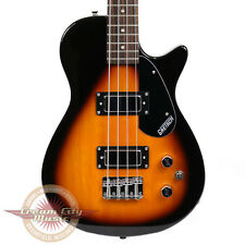 Gretsch G2220 Electromatic Junior Jr Jet II 2 Electric Bass Tobacco Sunburst