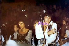 ELVIS MYRNA SMITH MADISON WI 10/19/76 VINTAGE ORIGINAL OLD KODAK PHOTO CANDID