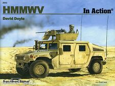 Squadron/Signal In Action 2043 - HMMWV (Humvee) - NEW