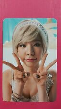 SNSD SUNNY Official Photo Card 5th LION HEART #1 Girl's Generation Photocard
