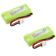 2x Battery 350mAh NiCd for VTech BT162342 BT262342 2SNAAA70HSX2F BATTE30025CL
