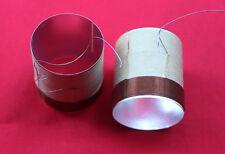 """1 pcs ID:25.5mm ( 1"""")  Skeleton: White aluminous for repair speaker voice coil"""