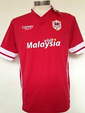 Cardiff City Football Shirt BNWT