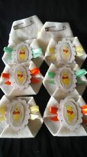 30pc Dirty Diaper Game Baby Shower  Winnie the Pooh SAFETY PINS INCL.