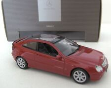 MINICHAMPS Mercedes-Benz  Classe C  Sport Coupé  1/43  Dealer edition