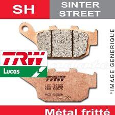 Plaquettes de frein Arr. TRW SH Harley 883 R Sportster Roadster XL2 05-13