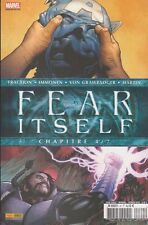 FEAR ITSELF N°4 Marvel Panini COMICS