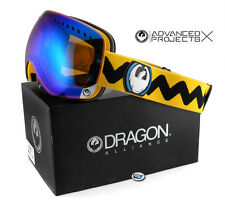 New Dragon APXs Snow Goggles | 722-3456 - GiGi Ruff Frame / Blue Steel Lens