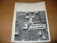 CASABELLA RIVISTA ARCHITETTURA URBANISTICA N.310 1966 CARNEVALE CANTONI RONCAI