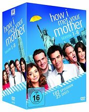How I Met Your Mother - Season 1-8 Komplettbox Original DEUTSCH NEU & OVP