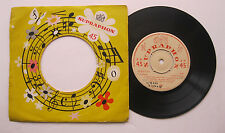 """7"""" EP Gustav Brom Orchestra - Love Me Or Leave Me - Supraphon SUED 1056"""