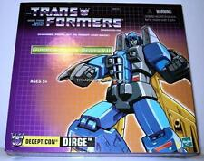 TRANSFORMERS HASBRO COMMEMORATIVE VII 2003 G1 REISSUE SEEKER JET DIRGE MISB