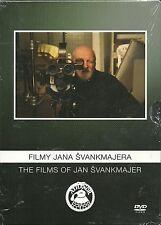 Jan Svankmajer Complete Films Box Set 6-DVD OOP mega rare English subtitles
