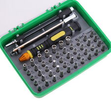 51 in 1 Precision Screwdriver Set Hand Tools + Box Repair for Cell Phones Laptop