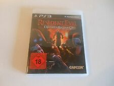 Ps3-RESIDENT EVIL OPERATION RACCOON CITY ** Playstation 3 USK 18