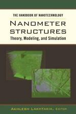The Handbook of Nanotechnology: Nanometer Structure Theory, Modeling a-ExLibrary