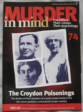 Murder in Mind Issue 74 - The Croydon Poisonings
