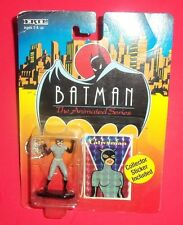 BATMAN ACTION MASTERS ERTL - CATWOMAN - THE ANIMATED SERIES - NEW DIE-CAST METAL