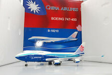 "1:200 Inflight CHINA AIRLINES Boeing 747-400 ""Dreamliner"" B-18210 RARE Sold Out!"