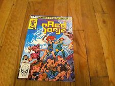 RED SONJA #2 1983 Comic Book CHRISTIE MARX Roy Thomas ALAN KUPPERBERG Marvel old