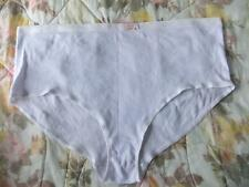 VINTAGE GRANNY PANTIES BRIEFS COTTON KNICKERS INTIMATES SISSY LINGERIE 6XL NWT
