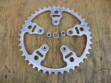 Euro-Asia Imports 130mm BCS 42 tooth Triplizer Chain Ring double into triple