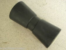 "BOAT TRAILER CENTER ROLLER SIZE 8"" HOLE 5/8"" BLACK 241-86484 TIE DOWN KEEL PARTS"
