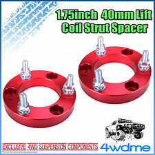 "Pair Toyota Prado 150 Series 4WD Front Coil Strut Spacer 1.75"" 40mm Lift Kit"