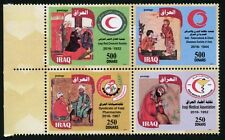 Irak Iraq 2016 Roter Halbmond Red Crescent Society Gemälde Paintings MNH