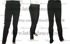 MEN'S LATIN SALSA BALLROOM COMPETITION PANT DP11