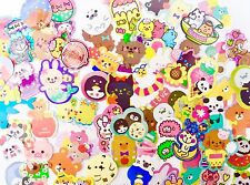 Mixed Kawaii Japanese Sack Flake Cute Stickers All Different Designs Pack Of 40