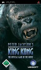 King Kong  Peter Jackson's King Kong for Sony PSP Play Station Portable