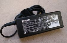 Genuine Toshiba AC Adapter Charger PA3715E-1AC3 L300 L350 L450 A300 C650 C660
