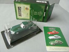 1/64-KYOSHO-BRITISH MINICAR COLLECTION-JAGUAR E-TYPE COUPE-GREEN-NEW/MOC